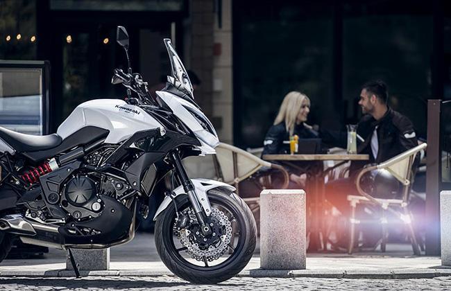 Kawasaki Ninja Versys 650 might be launched in India this year