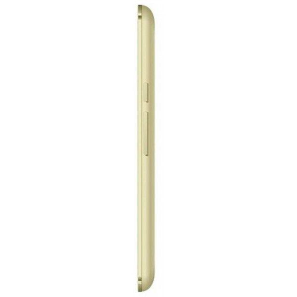 Micromax Q345 (White & Gold)