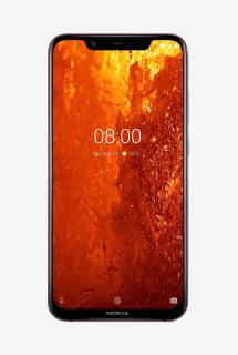 Nokia 8.1 64GB 4GB Iron & Steel