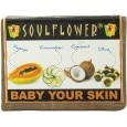 Soulflower Baby Your Skin Soap (150 g)