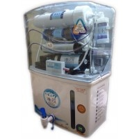 Pure Touch RO Water Purifier Supreme 12 L White