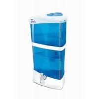 Tata Swach Cristella 18 Gravity Filter Water Purifier (Blue)