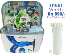 Aquafresh Swift 15 Ltr. RO+UV+UF+TDS Controller Water Purifier