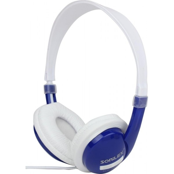 3baa1d10a65 sonilex Slg-1003 HP Stereo Dynamic headphone with 3-D Sound Quality Wired  headphones