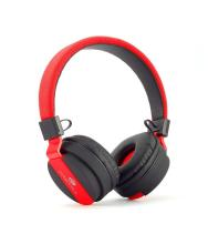 Zebronics Airone Bluetooth Headphone (Red)