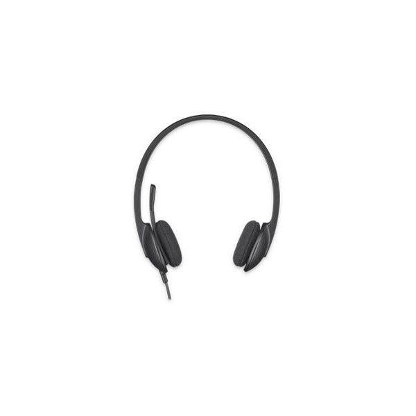 Earbuds q30 - Logitech USB Headset H340 - headset Overview