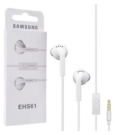 e18dbd26f8f Samsung EHS61 Ear Buds Wired Earphones With Mic Price in India with Offers  & Full Specifications   PriceDekho.com