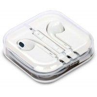 BJ Gold HSB-120 Sterieo earphone Headphones (White, In The ear)