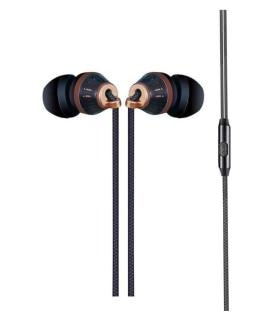 Captcha Drum In Ear Wired Earphones With Mic