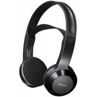 Sony IF245 Wireless Headphones (Black, On the Ear)