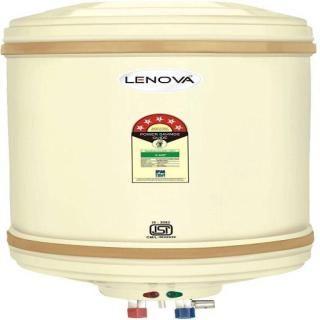 Lenova 15 L Storage Water Geyser Cream Cream 15 L
