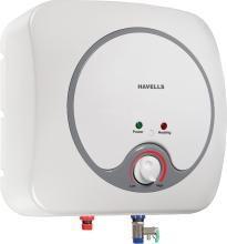Havells 6 L Storage Water Geyser(White, Grey, Quatro_6L)
