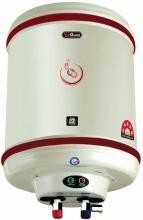 VOLTGUARD 35 L Electric Water Geyser(White, 5 STAR HOTLINE)
