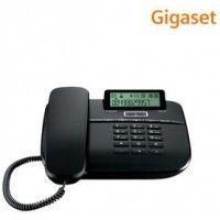 GigasetDA610 Corded Landline Phone Black
