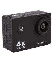 KOBWA 4K Action Camera 16MP Underwater Waterproof Camera 40M 170Wide-Angle WiFi Sports Camera with 2.4G Remote Control with 2 Batteries 2.0'' LCD Ultra HD and Mounting Accessories Kit