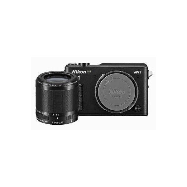 Nikon 1 AW1 with 1 Nikkor AW 11-27.5 mm f/3.5 - f/5.6 (Black) Price ...
