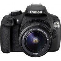 Canon EOS 1200D DSLR Kit EF-S18-55mm IS III Black