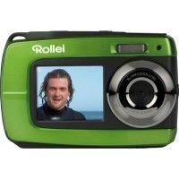 Rollei Sportsline SL 62 Point & Shoot Digital Camera Green