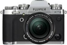 Fujifilm X-T3 with XF 18-55 mm F2.8-4.0 R LM OIS Lens Mirrorless Camera Kit(Silver)