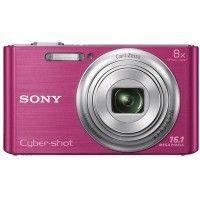 Sony Cyber-Shot DSC-W730 Point & Shoot Digital Camera Pink