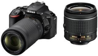 Nikon D5600 DSLR Camera Black