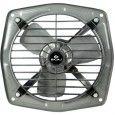 Bajaj Bahar 300 Mm Fresh Air 3 Blade Exhaust Fan (Metallic Grey)
