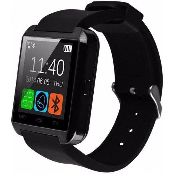 IBS U8 Bluetooth Wrist Watch Phone Call Android IOS IPhone Samsung
