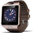 JAS Dz09 Smartwatch Brown