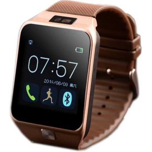 e0f8f474f68141 Eleganze EC11 32GB Fitness Tracker Smartwatch Brown Price in India with  Offers & Full Specifications | PriceDekho.com