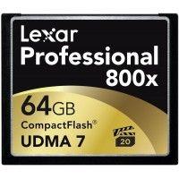 Lexar Compact Flash 64GB