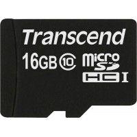 Transcend Micro SD 16GB Class 10 Ultra