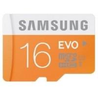 Samsung EVO 16gb class 10 micro sdhc Memory Card with adapter