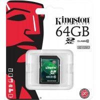 Kingston SDXC 64 जीबी 30 MB/s Class 10
