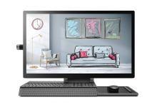 Lenovo Yoga A940 8th Gen Core Intel I7 27-inch QHD All in One Desktop (16 GB/ 2TB HDD + 512 GB SSD/Windows 10/ MS Office 2019/ 4GB Radeon RX560 Graphics/Iron Grey), F0E40007IN