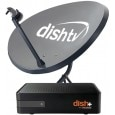 Dish TV SD+ Connection (1 month New Titanium Pack) with Express Installation