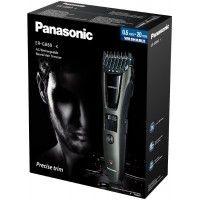 Panasonic AC Rechargeable Beard/Hair ER-GB60-K Trimmer For Men (Black)