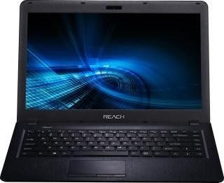 Reach Celeron Dual Core 5th Gen - (4 GB/500 GB HDD/DOS) RCN-025 Notebook(14 inch, Black, 1.5 kg)