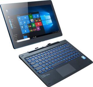 Micromax Canvas Laptab II (WIFI) Atom 4th Gen - (2 GB/32 GB EMMC Storage/Windows 10 Home) LT777W 2 in 1 Laptop(11.6 inch, Black, 1.5 kg)