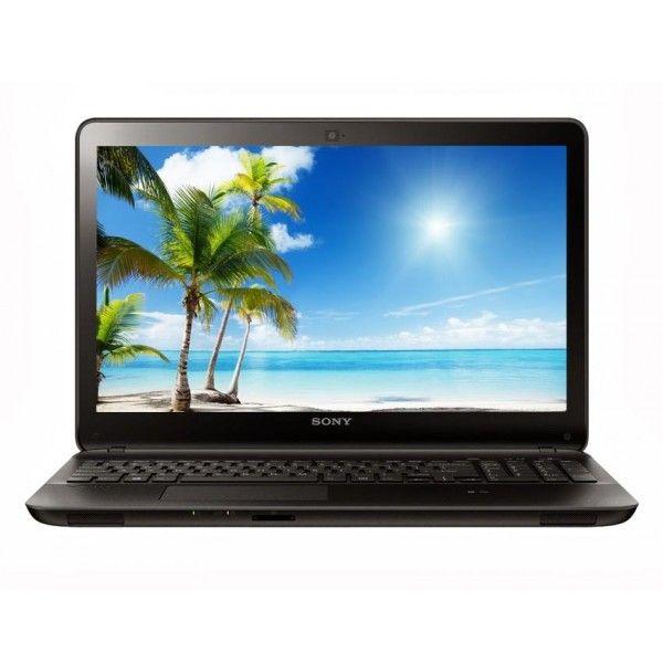 a7692e4a817f Sony Vaio Fit 15E SVF15325SNB Laptop (4th Gen Intel Core i3- 2GB RAM- 500GB  HDD- 15.5 Inches Touchscreen- Windows 8.1) (Black)