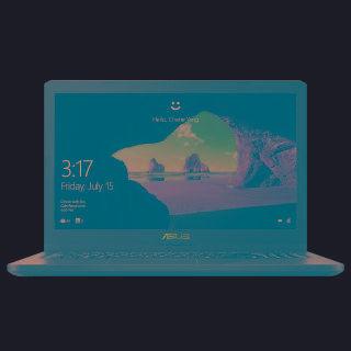 ASUS F570 ( Ryzen 5 Quad Core /8 GB/1TB / 15 6