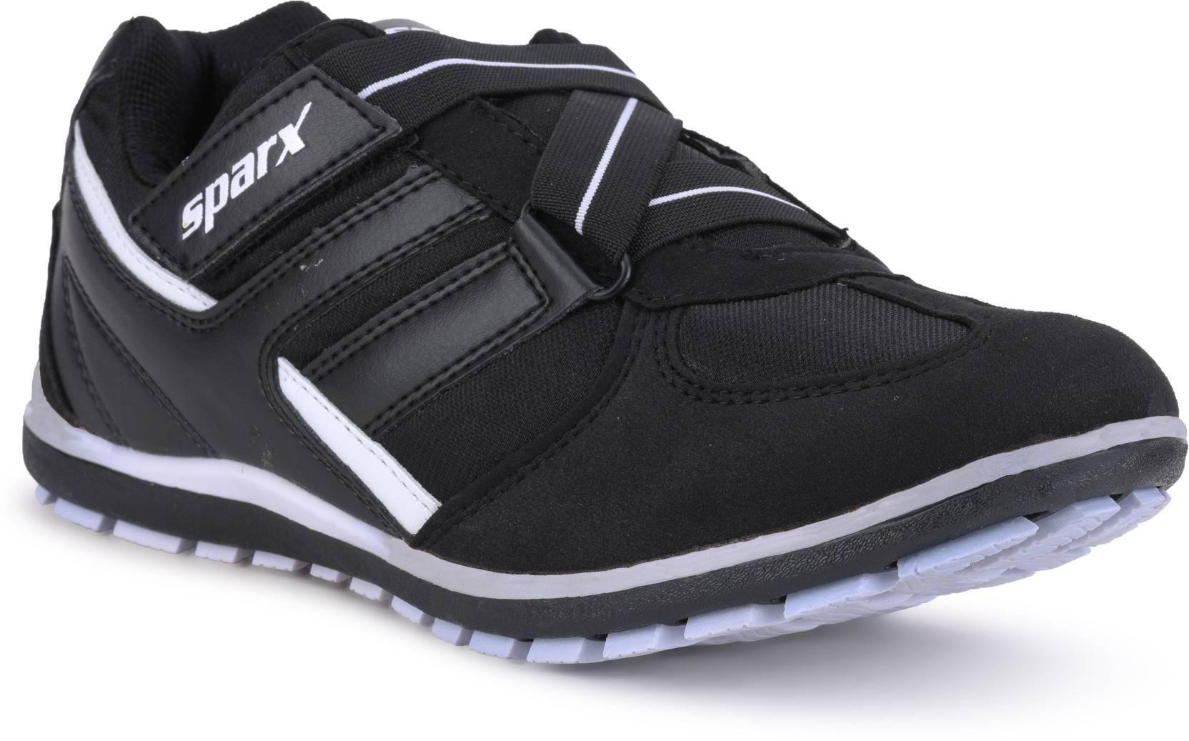 SparxSM-202 Sneakers For Men(White, Black)