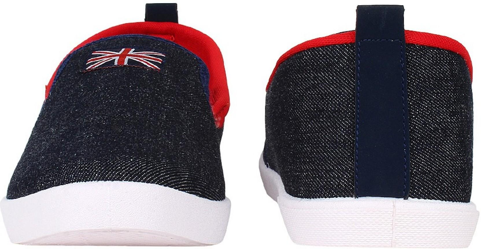 Bersache Black-466 Loafers(Black)