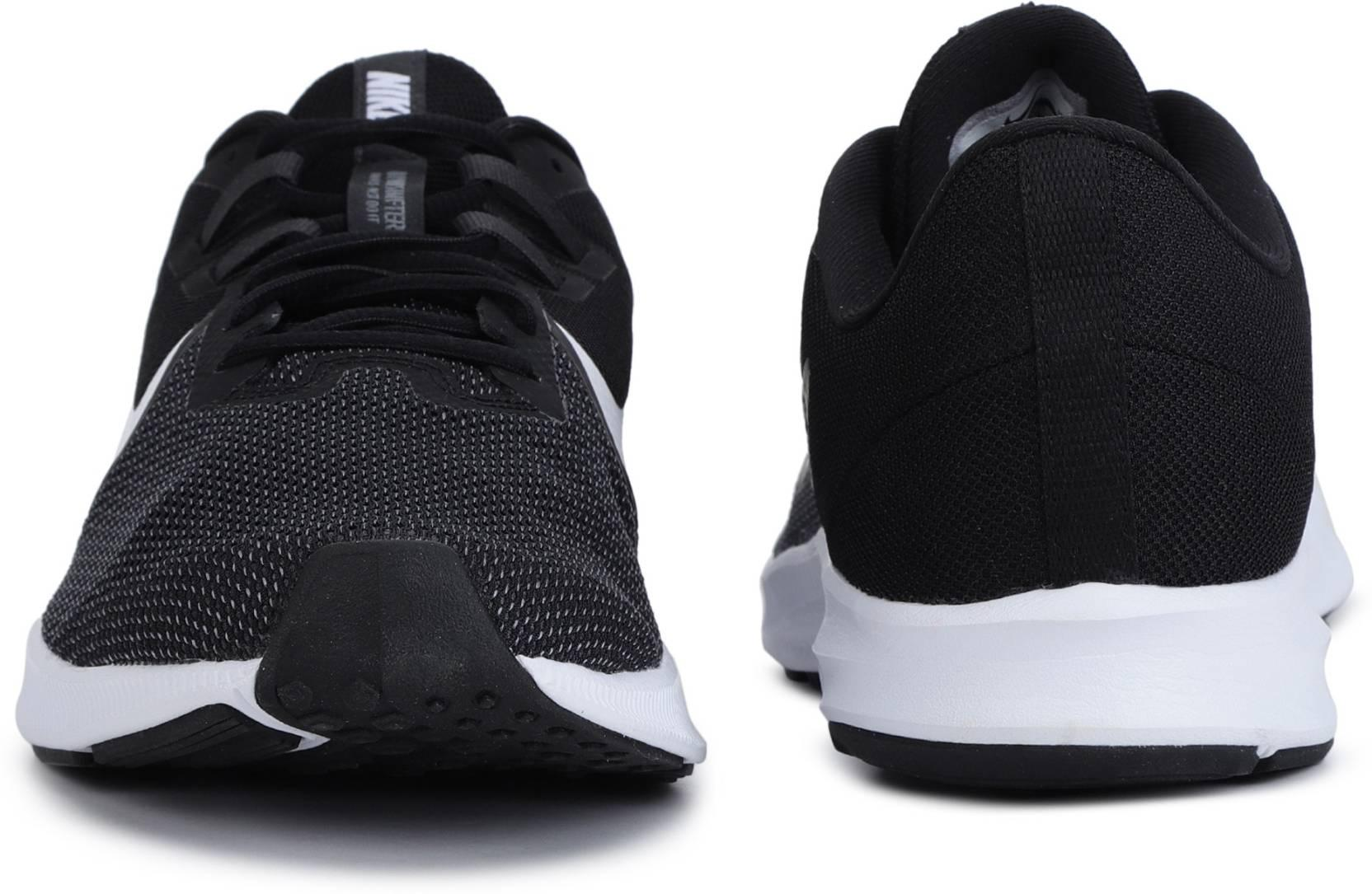 NikeDOWNSHIFTER 9 Running Shoes For Men(Black)