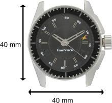 Fastrack NG3089SL05/NK3089SL05 Black Magic Analog Watch - For Men