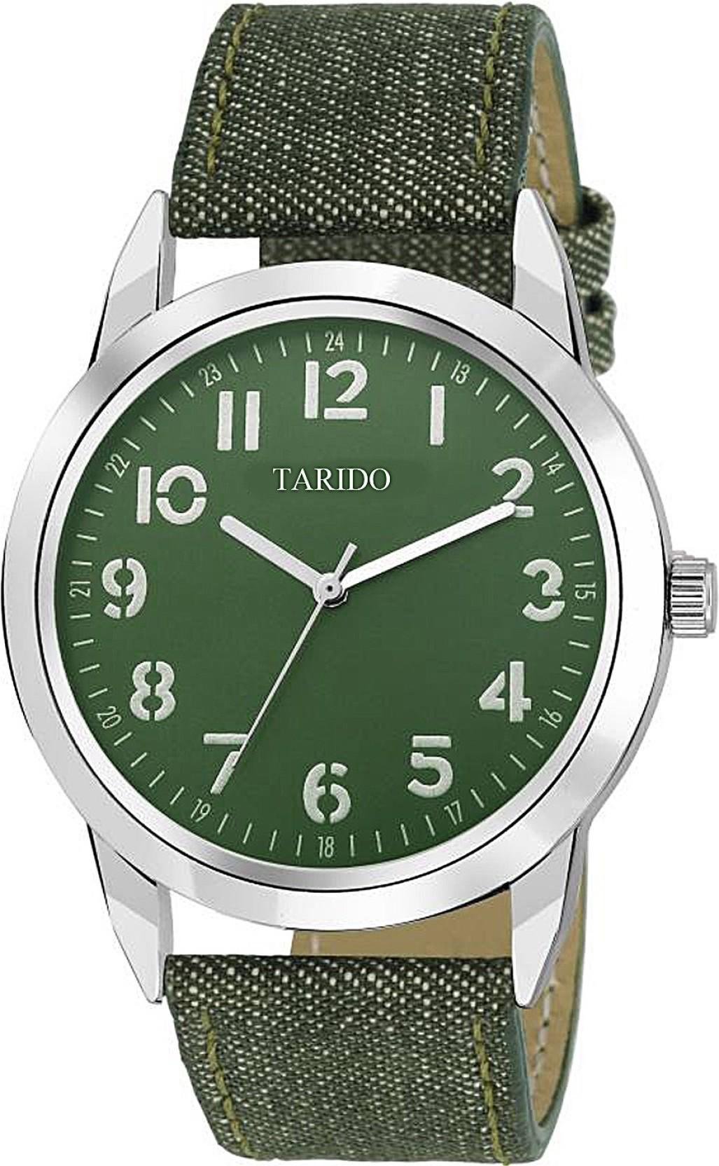 Tarido TD1579SL13 Fashion Watch - For Men