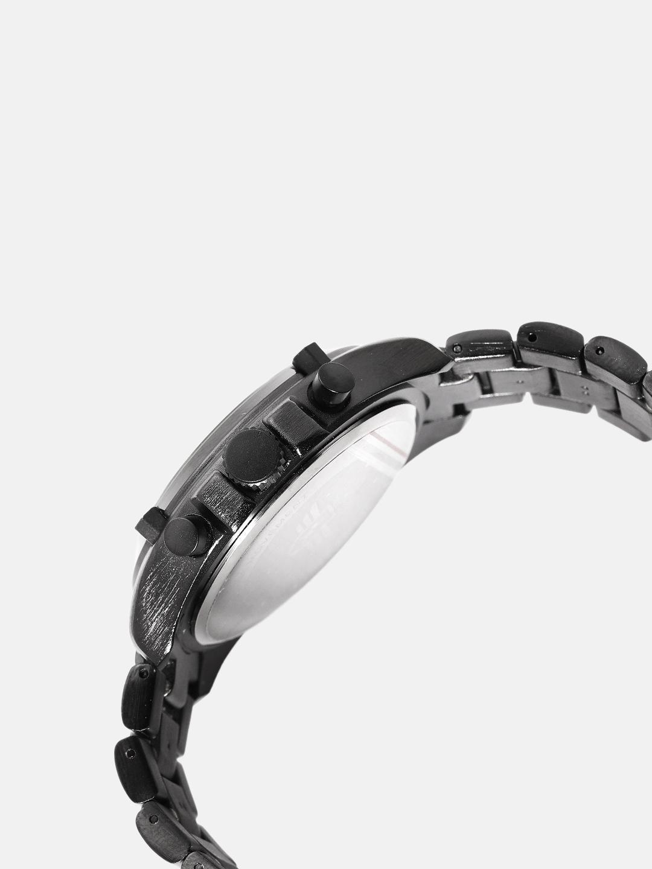 Roadster Unisex Black Analogue Watch