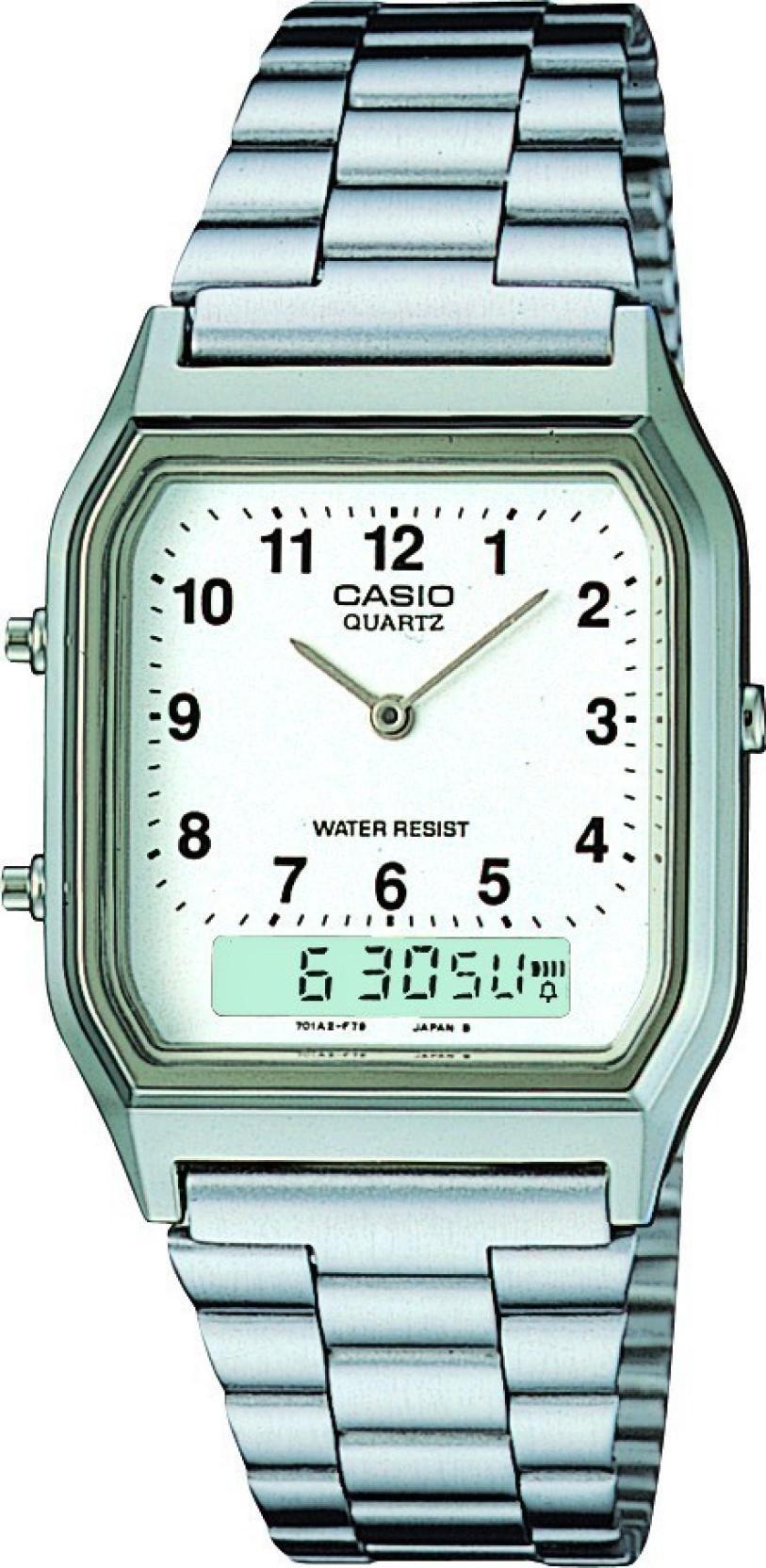Casio AD02 Vintage Series Watch - For Men & Women