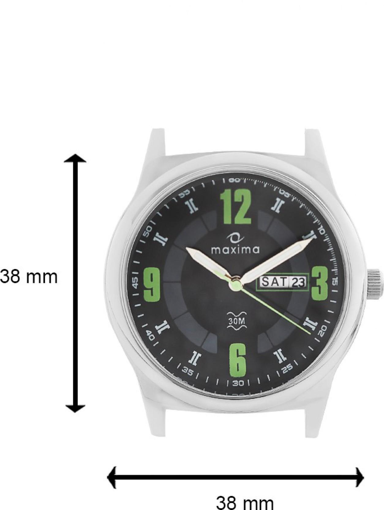 Maxima 38740LMGI Watch - For Men