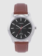 Timex Men Black Analogue Watch TW00ZR264E