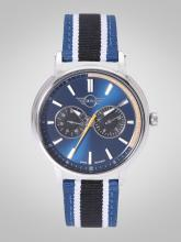 MINI Men Navy Blue Analogue Watch 160911_OR11